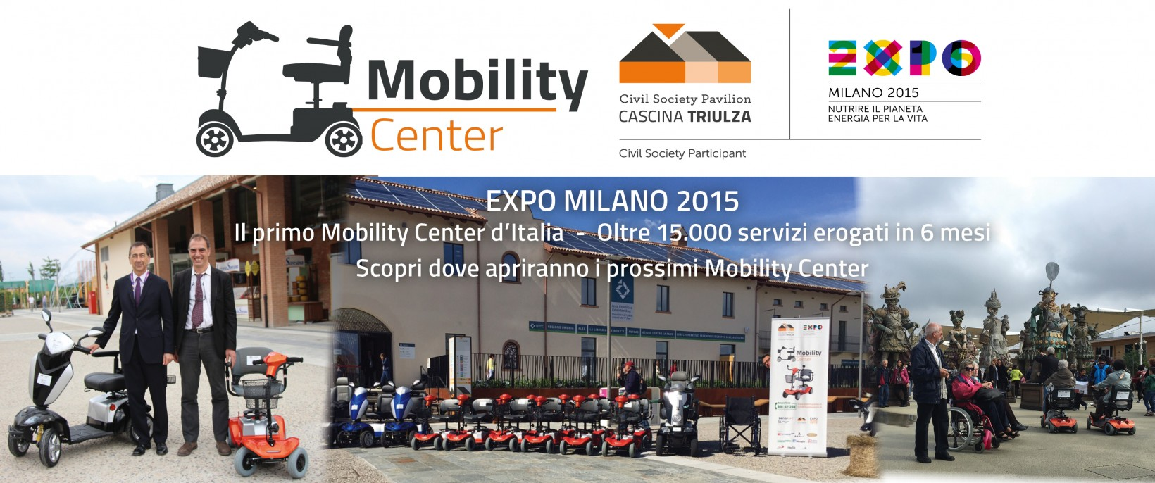 mobility center expo milano 2015