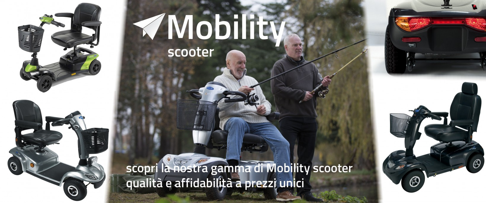 Mobility Outdoor Mobility scooter
