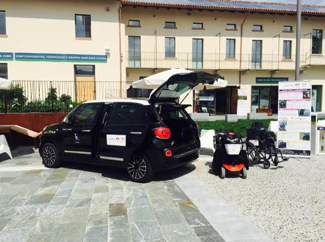 modifiche auto per disabili