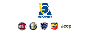 Fiat Autonomy: official partner di mobility center