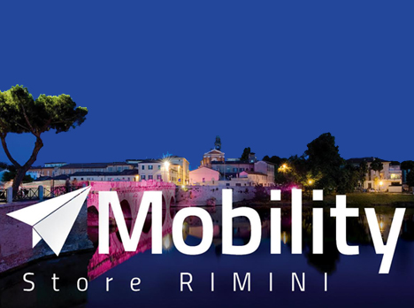 mobility scooter store a rimini