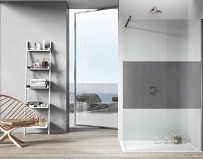 doccia accessibile e senza barriere per disabili e anziani by jacuzzi