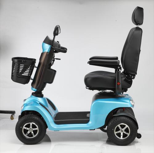 scooter elettrico smontabile city per disabili e anziani