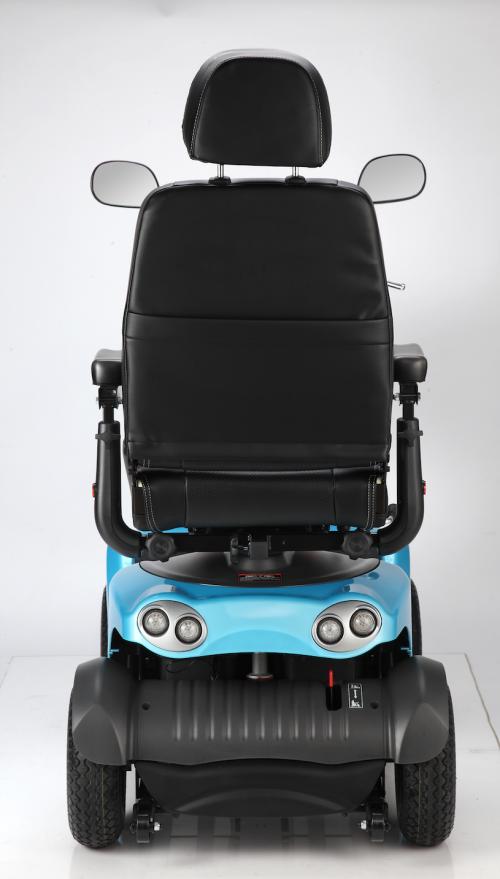 mobility scooter city facilmente smontabile anche se di medie dimensioni