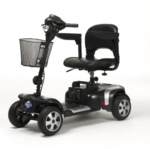 scooter elettrico smontabile modello sport per disabili e anziani