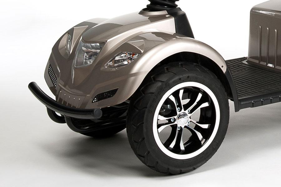 mobility scooter Luci anteriori e posteriori