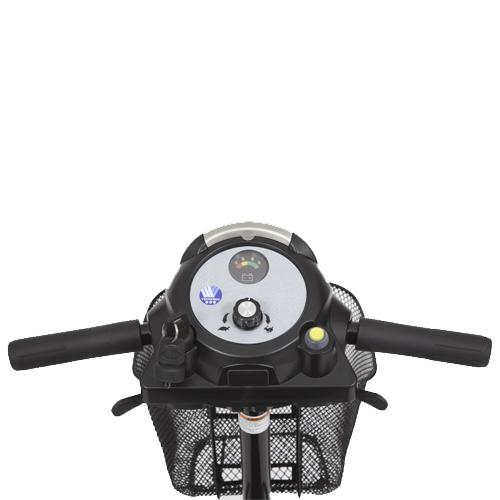 mobility scooter sport con manubrio facile da utilizzare