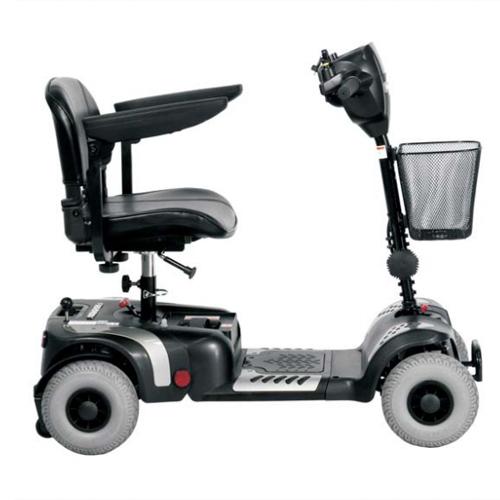 mobility scooter sport smontabile facilmente e velocemente