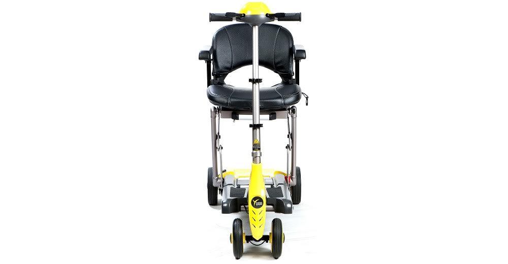 scooter elettrico bag con ruote gemellari