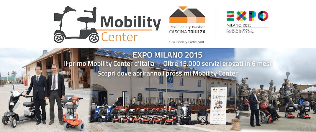 mobility center expo milano 2015