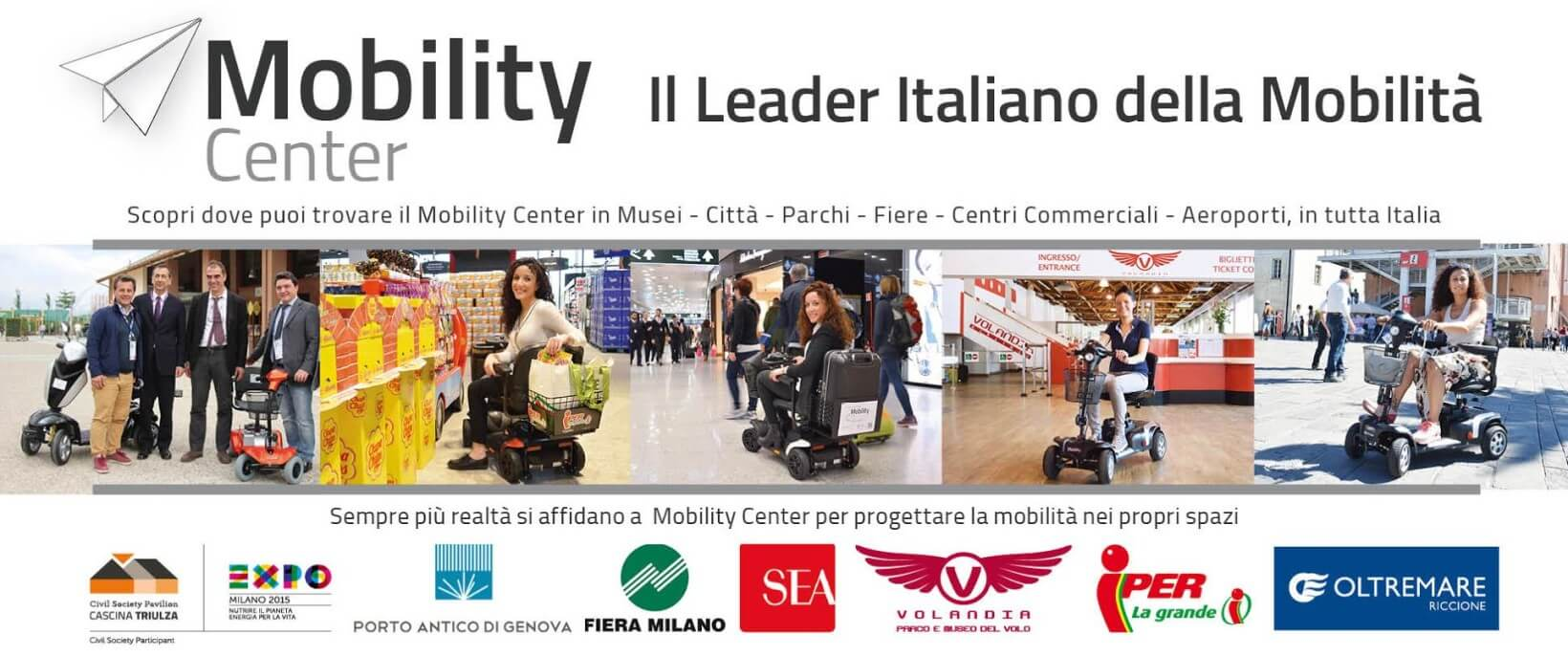 mobility center leader italiano della mobilità