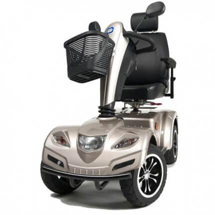 scooter per disabili land: ideale per esterni