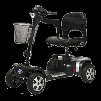 scooter elettrico smontabile sport per disabili e anziani