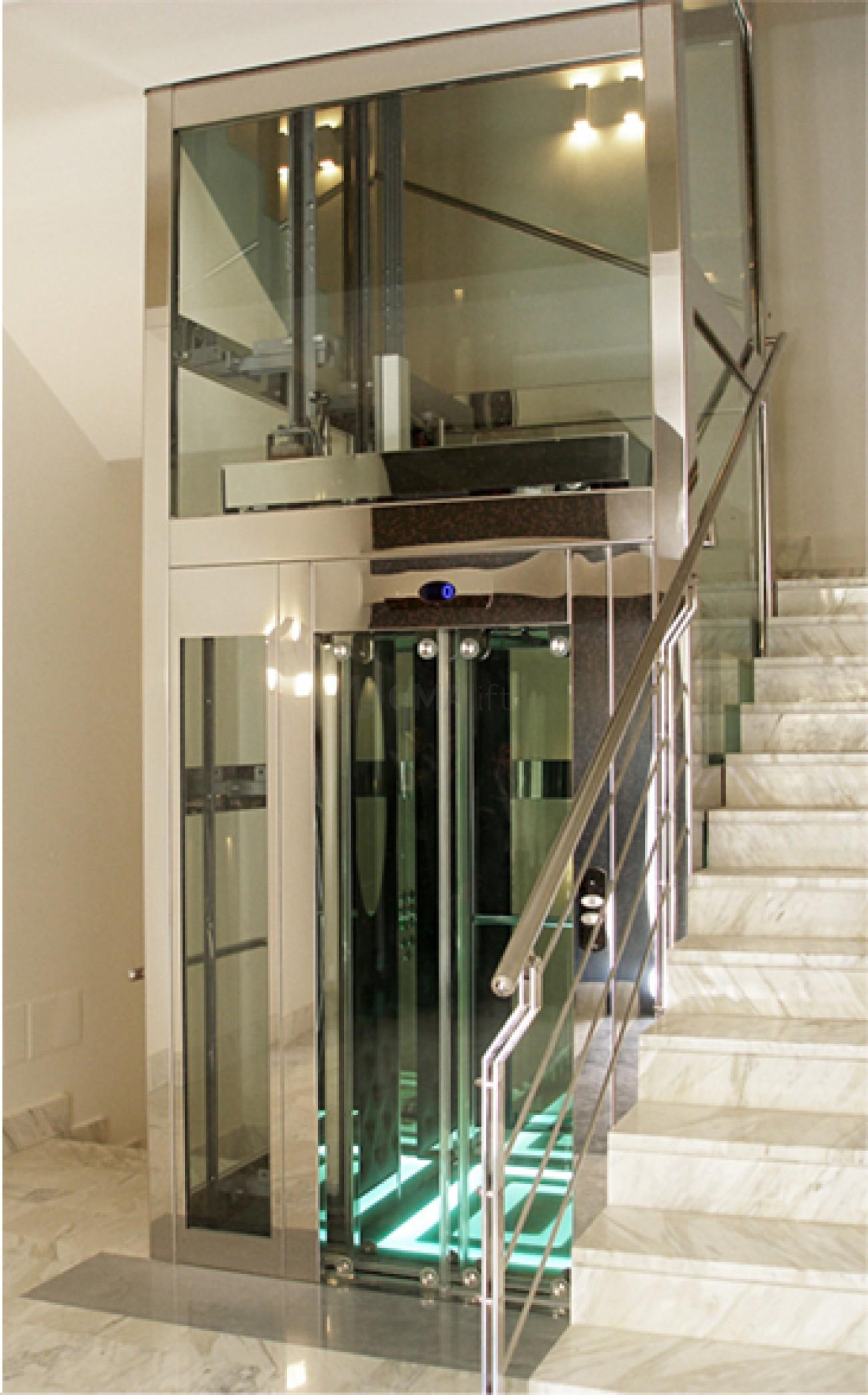 piattaforma elevatrice cma lifts per disabili e anziani