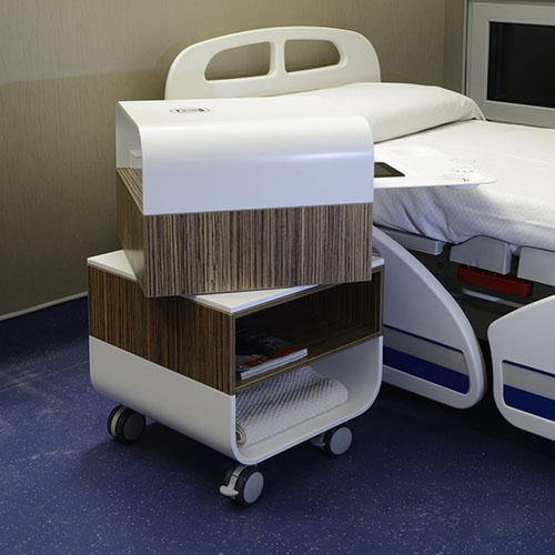 comodino-letto-ospedale