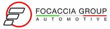 logo focaccia group leader italiano per allestimenti auto per disabili
