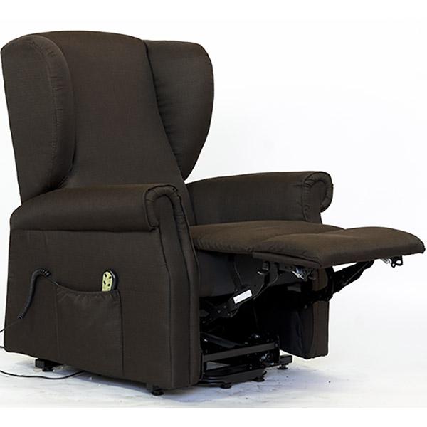 poltrona relax lift sara inclinabile per il massimo comfort