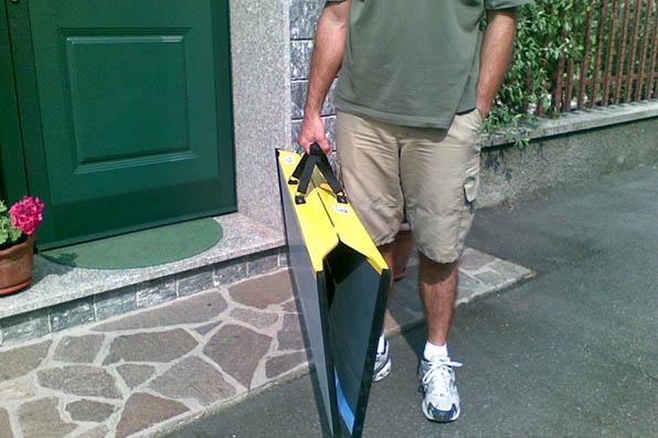 rampe portatili per disabili