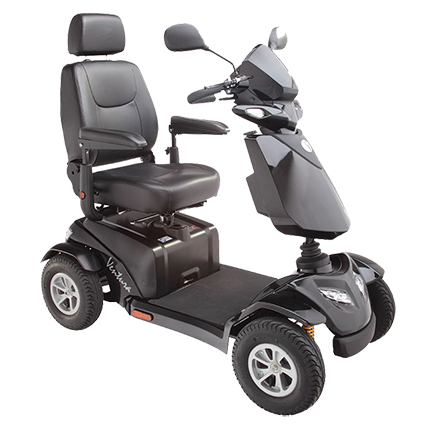 mobility scooter elettrico ventura: ideale in esterno