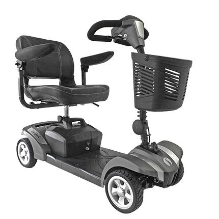 mobility scooter elettrico veo sport per anziani