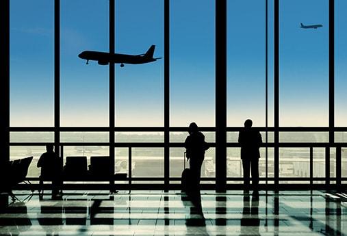 servizi di mobilità per anziani e disabili per aeroporti