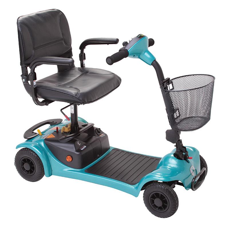 mobility scooter ultra lite per disabili e anziani veloce, sicuro e smontabile