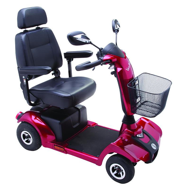 mobility scooter vantage per disabili e anziani