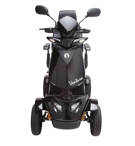 scooter elettrico ventura con presa usb di serie per ricaricare comodamente il tuo smartphone