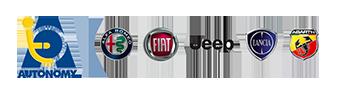 Fiat Autonomy: official partner di mobility center