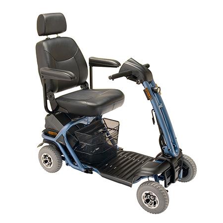 mobility scooter elettrico liteway 8: resistente e agile