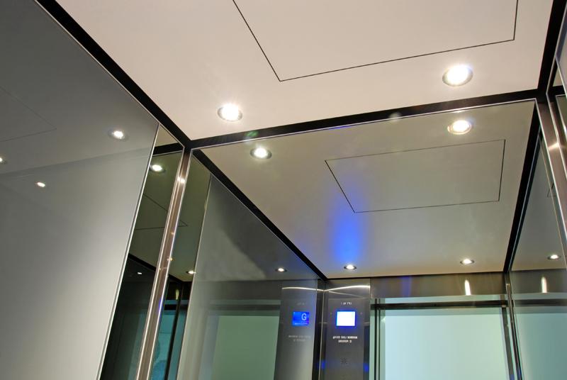 ascensore alta tecnologia mobility