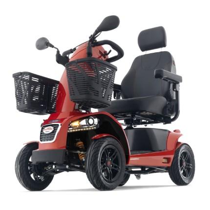 scooter per disabili Avventura: sicuro, affidabile e dotato di una grande autonomia