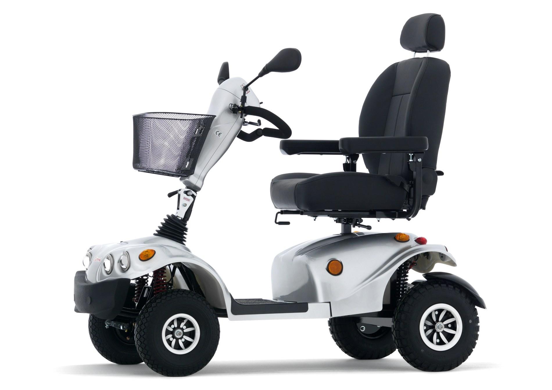 mobility scooter per disabili e anziani